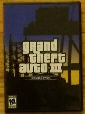 Grand Theft Auto Double Pack: Grand Theft Auto III & Grand Theft Auto: Vice Cit…