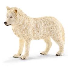 Schleich 14742 Arctic Wolf Figurine Toy