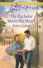 The Bachelor Meets His Match (Love InspiredChatam