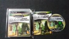 ICO & SHADOW OF THE COLOSSUS PS3 PLAYSTATION - PAL ESPAÑA - COMPLETO