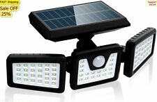 New listing Lamparas Luces Led Solares De Exterior Para Patio Jardin Exteriores Con Sensor