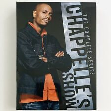 Dave Chappelle's Show - The Complete Series DVD Box Set Season 1 2 Lost Episodes