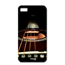 CUSTODIA COVER CASE PONTE CHITARRA GUITAR PER iPHONE 5 5S S