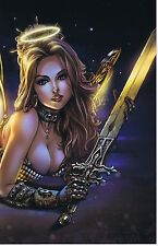 JOAN OF ARC #2 BLUERAINBOW EXCL L/E 300 KROME NM PENNY FOR YOUR SOUL BDI