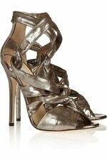 4eaae93d07eb Jimmy Choo Women s Lamé Heels for sale