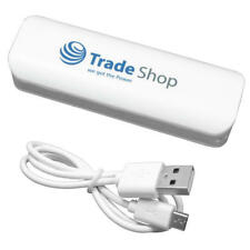 Power Bank 2200mAh Externer USB Akku für Samsung Galaxy S6 Edge Plus