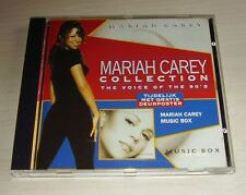 MARIAH CAREY Music Box CD Collection Deurposter Version Voice of the 90's