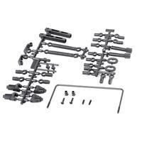 Axial AXIAX31331 Rr10 Rear Sway Bar Set (soft)