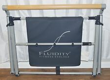 FLUIDITY FITNESS EVOLVED PORTABLE BALLET YOGA PILATES EXCERCISE BAR BALANCE NICE