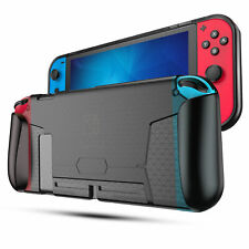 Translucent Shockproof  Rugged Protective Cover for Nintendo Switch