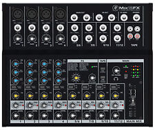 Mackie Mix12FX 12-Channel Compact Mixer W/ Effects - Used