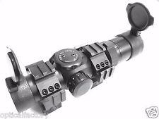 ADE ADVANCED OPTICS 1-6X28 FIRST FOCAL PLANE FFP RIFLE SCOPE 35MM TUBE CQB