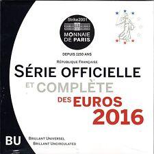 Euro FRANCIA 2016 in Folder Ufficiale