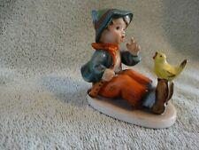 "Hummel Figurine, Singing Lesson"" Hum#63, 2 3/4"" 1950's"