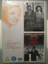 It Had To Be You / Tight Spot Ginger Rogers BRAND NEW/FACTORY SEALED + dis.24hrs