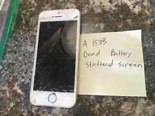 Rose Gold 5th Gen iPhone -- Model A1533 -- Unknown GB  --SOLD AS IS -- Listing#4