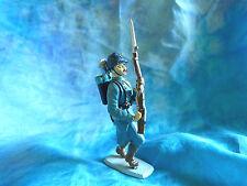Soldat de plomb CBG Hachette - WW1 Poilu à la charge - Toy soldiers 14/18