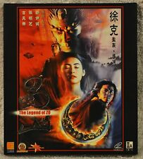 The Legend of Zu Warriors VCD Video Disc Rare Movie on CD Asian Fantasy Clan