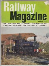 March Modern Railways Rail Transportation Magazines