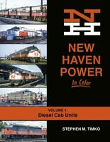 NEW HAVEN Power in Color -- (NEW BOOK)