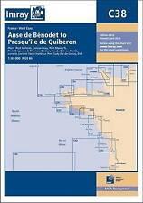 Imray grafico C38: anse DE benodet a presqu'ile DE archeologici da Imray.