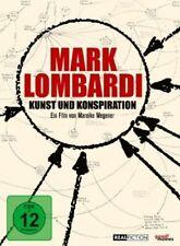 DOKUMENTATION - MARK LOMBARDI-KUNST UND KONSPIRATION  DVD NEU