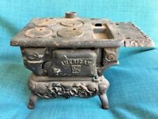 Antiques,Metalware,Cast Iron,Toy, Stove, American Atf; 1900-1940, United States