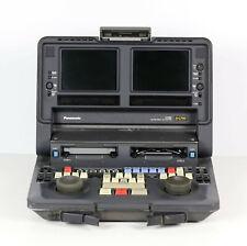 Panasonic AJ-LT75P DVCPRO Digital Video Cassette / Lap Top Editor