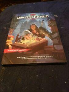 Candlekeep Mysteries D&D