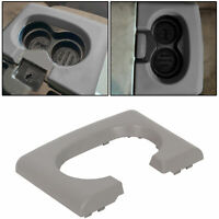 Center Console Cup Holder Pad Replacement Grey Gray For Ford F150 2004-14