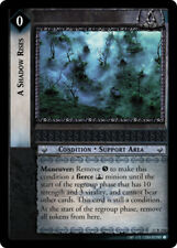 LOTR: A Shadow Rises [Moderately Played] Shadows Lord of the Rings TCG Decipher