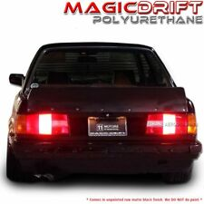 84-92 BMW E30 3-SERIES RB HIGH KICK STYLE Poly DUCKTAIL TRUNK SPOILER DTM DRIFT