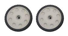 2 OEM Front Drive Wheels MTD Troy-Bilt TB210 TB230 TB260 TB280 Mower