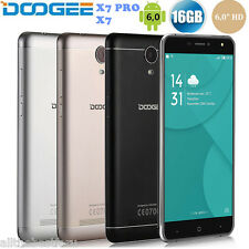 6.0'' Android6.0 VR Supported 16GB 13MP DOOGEE X7 (Pro) 3G 4G Smartphone 3700mAh