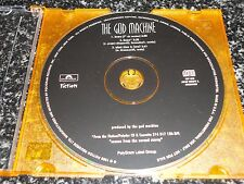 "The God Machine HOME 3 song USA PROMO CD incl 7"" UK version & What Time Is Love?"