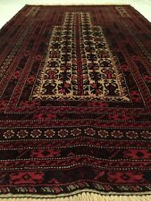 HANDMADE PERSIAN RUG 100% WOOL STUNNING -  FREE DELIVERY
