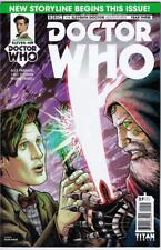 Doctor Who, The Eleventh Doctor, Year 3 #9 - Titan 2017, Cover A
