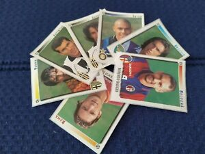 1997-98 Campioni Top Players 1998 CALCIATORI PANINI SCEGLI * figurina recuperata