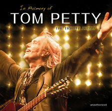TOM PETTY New Sealed Ltd Ed 2018 IN MEMORY OF COLORED VINYL RECORD