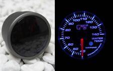 Wassertemperaturanzeige Kühlwasser SMOKE LINE BLAU 52mm STEPPER MOTOR + GEBER