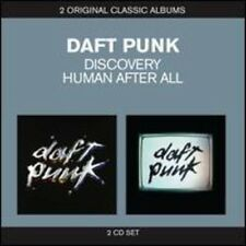 Daft Punk - Discovery/Human After All [New CD] Germany - Import