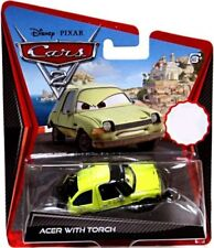 Disney Cars Cars 2 Main Series Acer with Blow Torch Exclusive Diecast Car