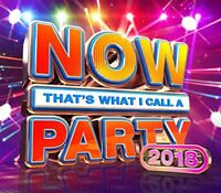 Now Thats What I Call A Party 2018 [CD]