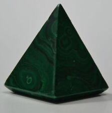 Malachit, Pyramidenschliff