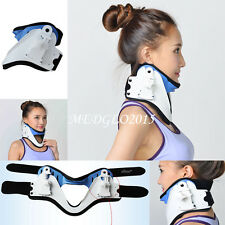 Cervical Collar Neck brace Traction Therapy Device neck pain release support