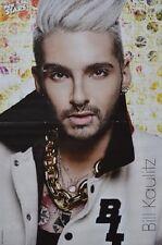 BILL KAULITZ - A3 Poster (ca. 42 x 28 cm) - Tokio Hotel Clippings Sammlung NEU
