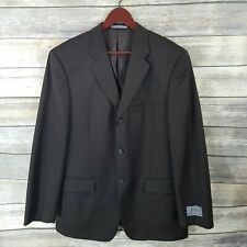 Lanificio F.LLI Cerruti NWOT 100% Wool Brown Suit Jacket Sport Coat Blazer