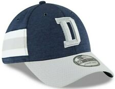 Dallas Cowboys New Era NFL Sideline Official 39THIRTY Hat Cap Youth Boy Flex Fit