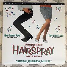 Hairspray - John Waters - Divine - LaserDisc