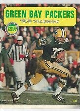1970 Green Bay Packer Yearbook  Excellent Condition